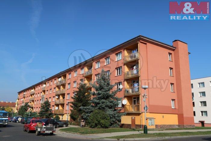 Prodej, byt 2+1, 52 m2, OV, Žatec, ul. Družstevní