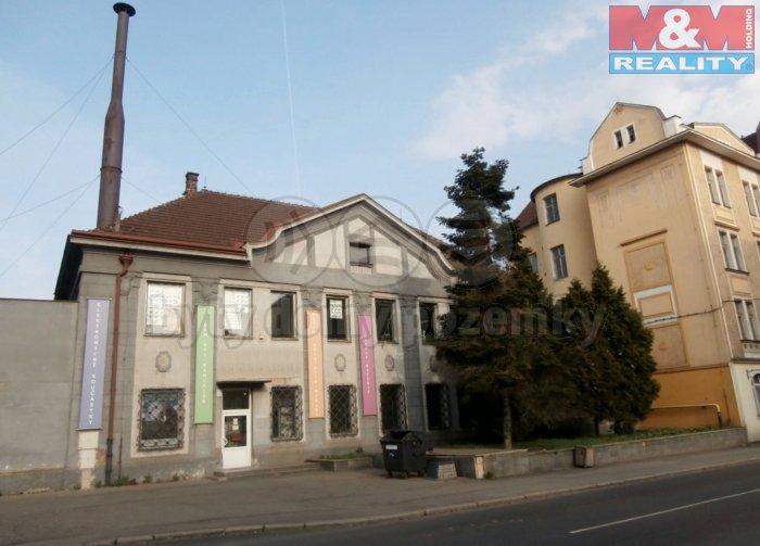 Prodej, nájemní dům, 700 m2, Plzeň - Jižní Předměstí