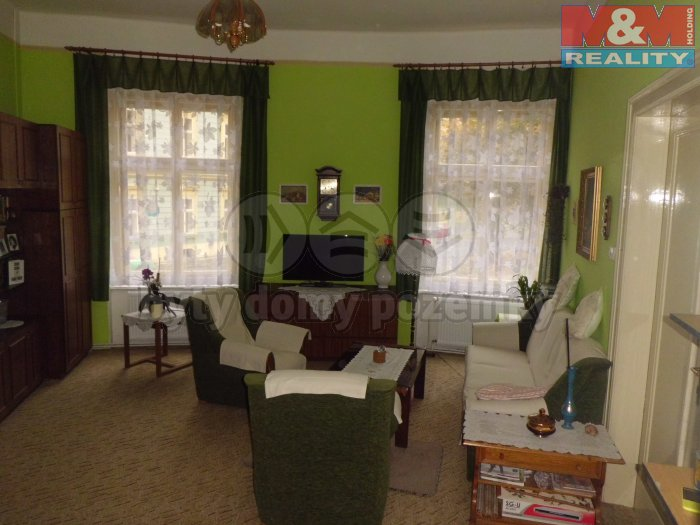Prodej, byt 3+1, 90 m2, OV, Žatec, ul. Chmelařské náměstí