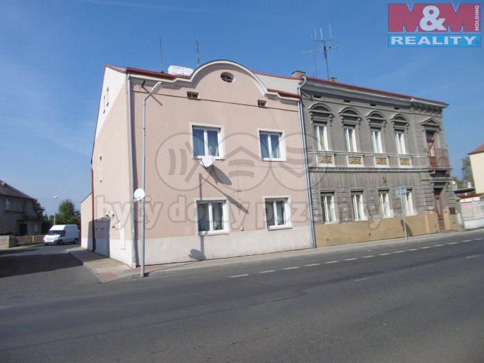Prodej, rodinný dům, 196 m2, Podbořany, ul. Vroutecká