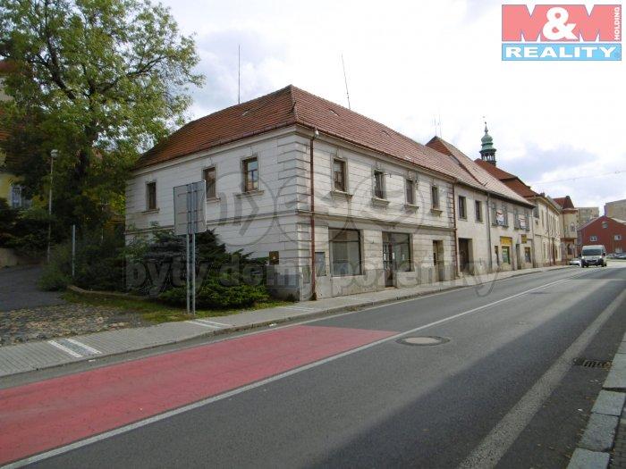 Prodej, nájemní dům, 210 m2, Podbořany, ul. Dukelská
