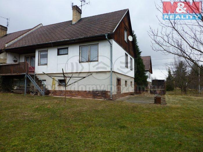 Prodej, rodinný dům 4+1, 300 m2, Petrohrad-Černčice