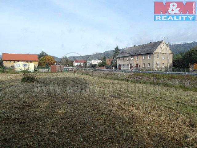 Prodej, pozemek, 1005 m2, Libouchec