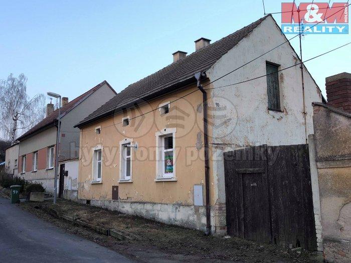 Prodej, rodinný dům, 610 m2, Beřovice
