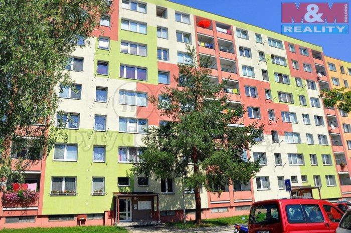 Prodej, byt 3+1, 70 m2, Olomouc - Nové Sady, ul. Zikova
