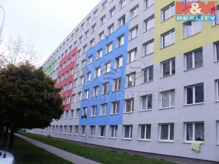 Pronájem, byt 2+kk, 40 m2, Kladno, ul. Holandská