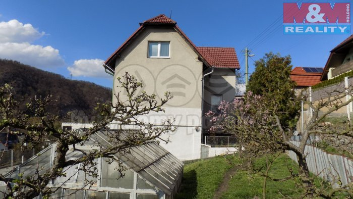 Prodej, rodinný dům 5+2, 154 m2, Vrané nad Vltavou