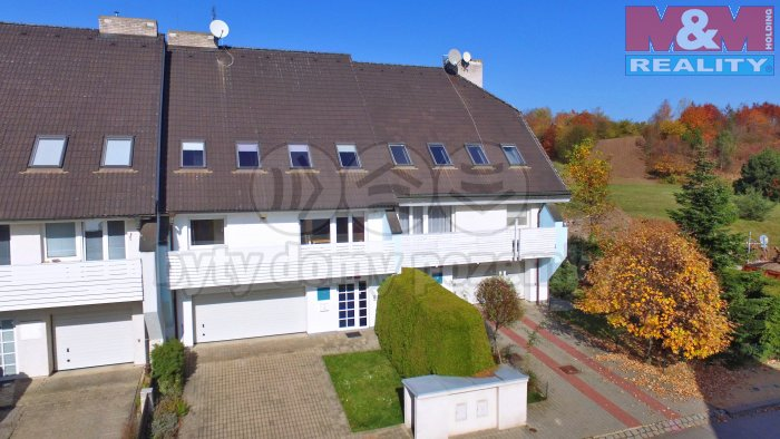 Prodej, rodinný dům 6+1, 300 m2, Praha 6 - Řepy