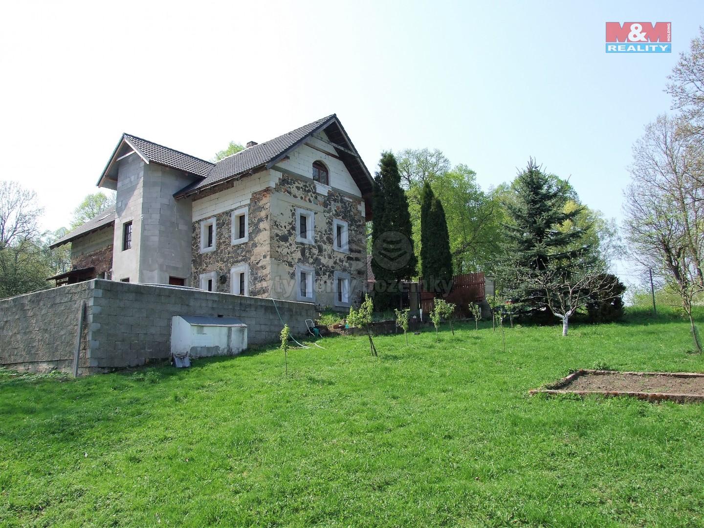 Prodej, rodinný dům 8+2, 286 m2, Povrly, Blansko