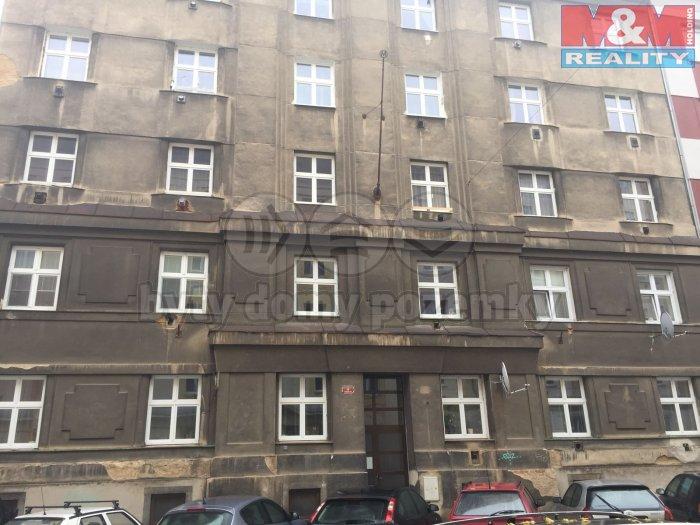 Prodej, byt 2+kk, 53 m2, Plzeň, Vrchlického ulice