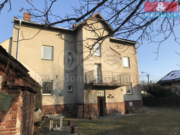 Prodej, nájemní dům, Bohumín - Skřečon