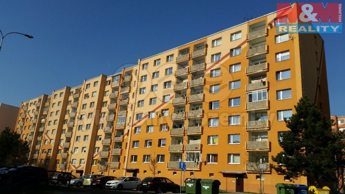 Prodej, byt, 2+1, DV, 59 m2, Jirkov, ul. Na Borku
