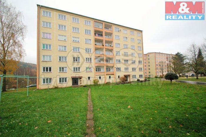Prodej, byt 3+1, 70 m2, Nejdek, ul. Okružní