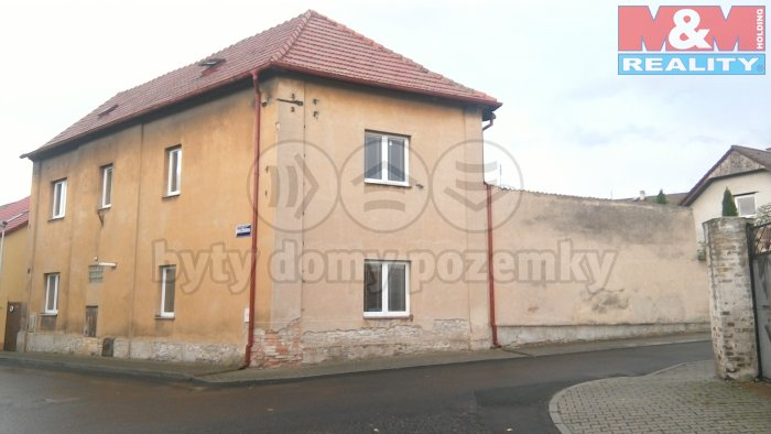 Prodej, rodinný dům, Černčice, ul. Havlíčkova