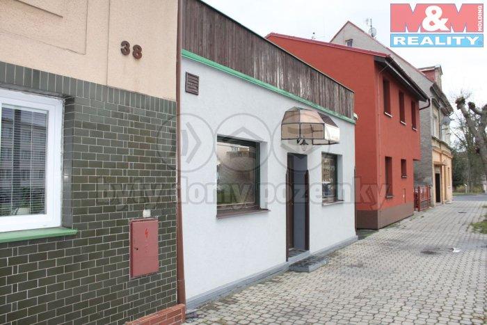 Pronájem, obchodní prostory, 95 m2, Karlovy Vary