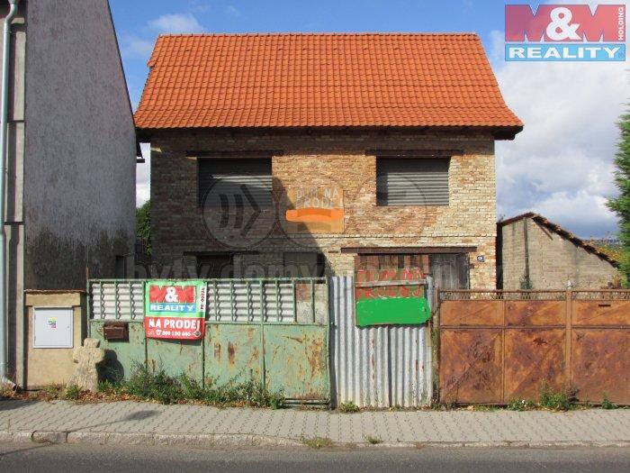 Prodej, rodinný dům, 205 m2, Senomaty
