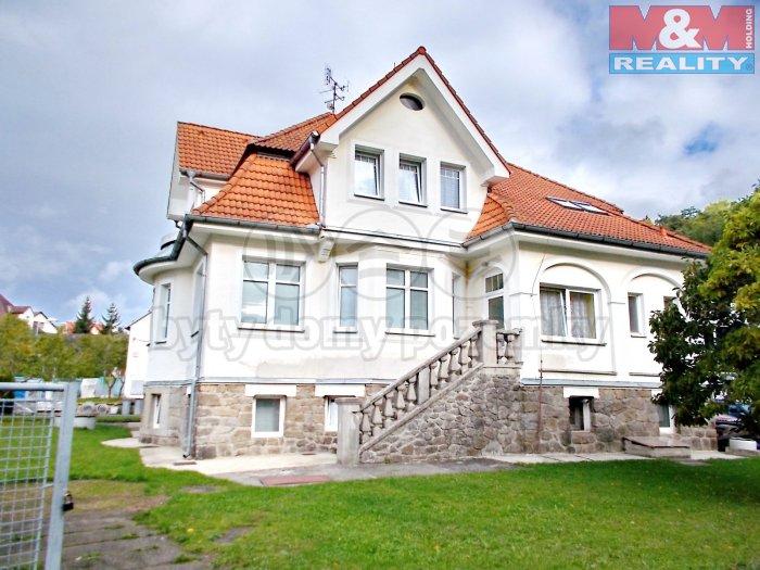 Prodej, nájemní dům, 540 m2, Domažlice