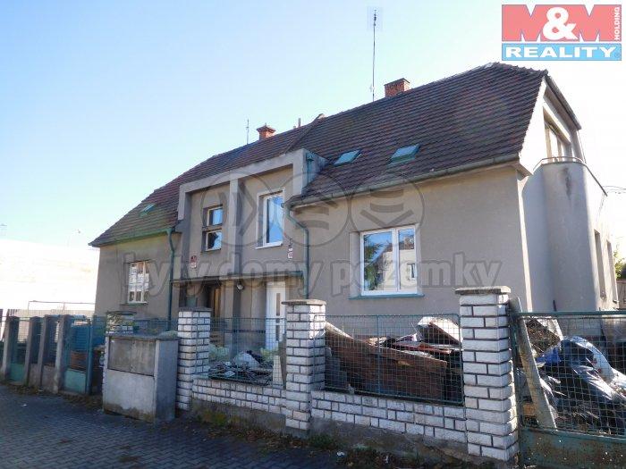 Prodej, rodinný dům, Plzeň, ul. Línská