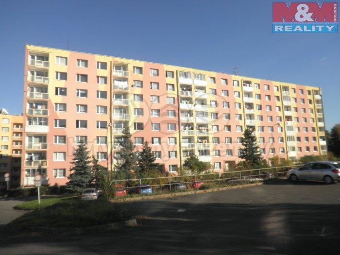 Prodej, byt 2+1, 68 m2, OV, Chomutov, ul. Písečná