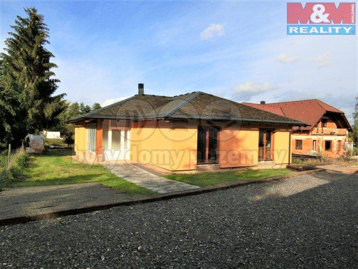 Prodej, rodinný dům 4+kk, 132 m2, Obecnice