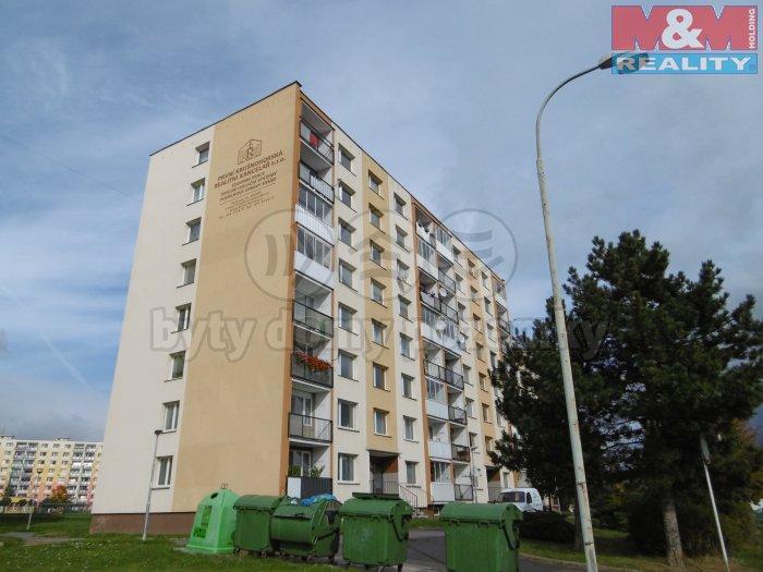 Prodej, byt 1+1, 36 m2, OV, Chomutov, ul. Jirkovská