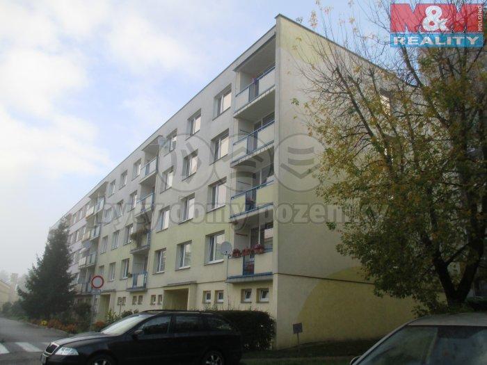 Prodej, byt 1+kk, 20 m2, DV, Děčín XXXII, ul. Přímá