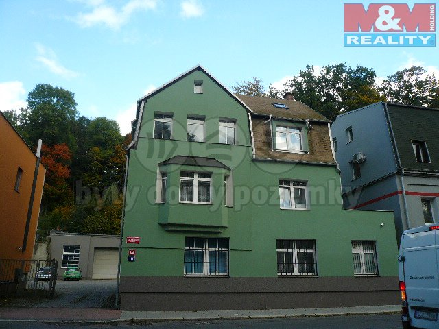 Prodej, komerční objekt, Liberec, ul. Dr. Milady Horákové