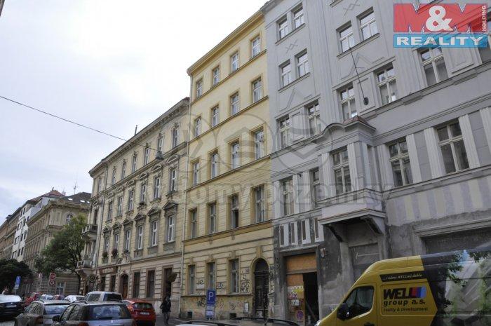 Prodej, komerční prostor 2+0, 60 m2, Praha - Vinohrady