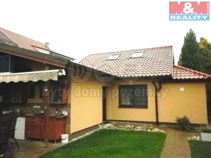 Pronájem, rodinný dům 2+kk, 50 m2 , Poděbrady