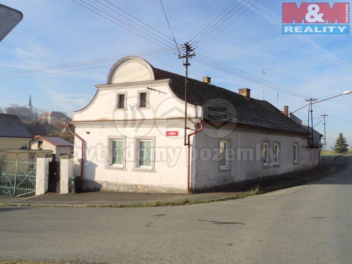Prodej, rodinný dům, Plzeň-Litice