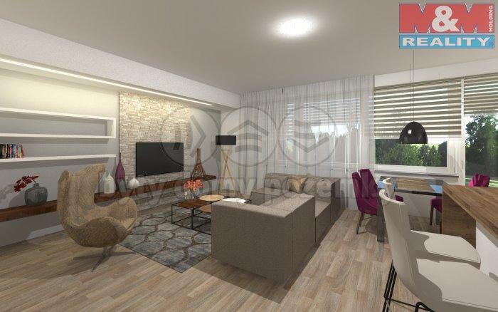 Prodej, rodinný dům, 300 m2 Praha 4, Háje, Nad úpadem