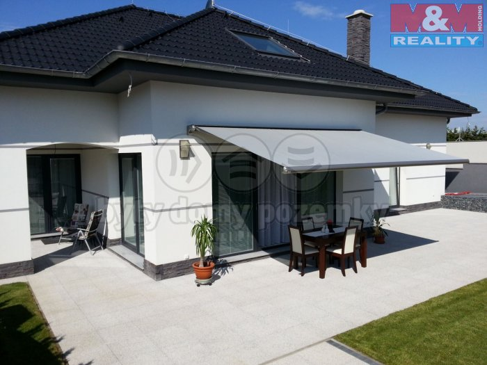 Prodej, rodinnný dům, 7+2, 450 m2, Praha 10 - Štěrboholy