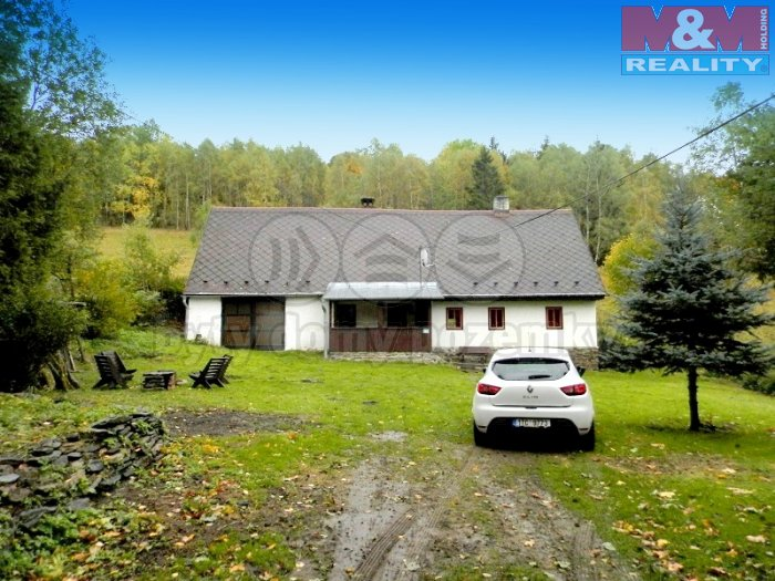 Prodej, rodinný dům, 5+1, Heřmanovice
