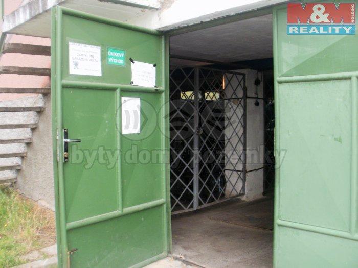 Prodej, garáž, 15 m2, Kladno, ul. Pařížská