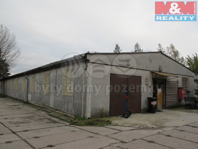 Prodej, provozní plocha, Praha - Slivenec