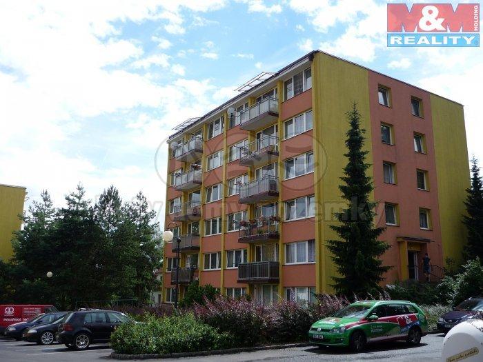 Prodej, byt 3+1, 73 m2, DB, Krásná Lípa, ul. Nemocniční