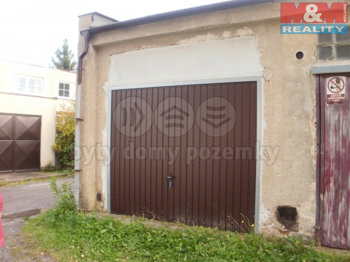Prodej, garáž, 22 m2, Kladno, ul. U Cihelny