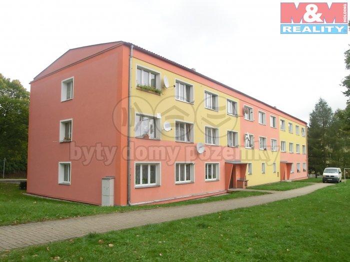 Prodej, byt 1+1, OV, 37 m2, Nová Role, Rolavská ul.