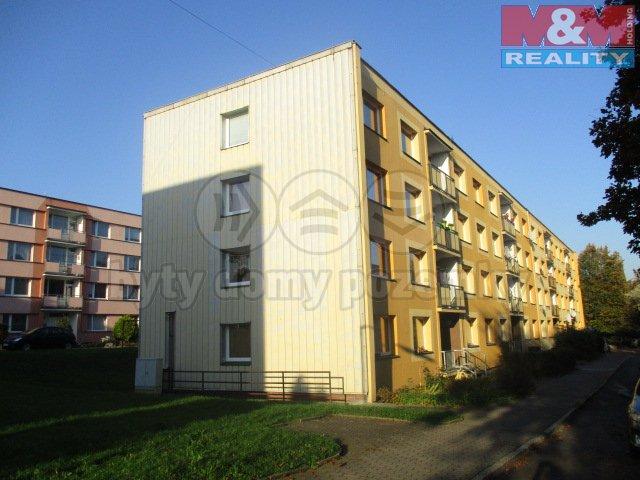 Prodej, byt 3+1, DV, 65m2, Chlumec, ul. Svatoplukova