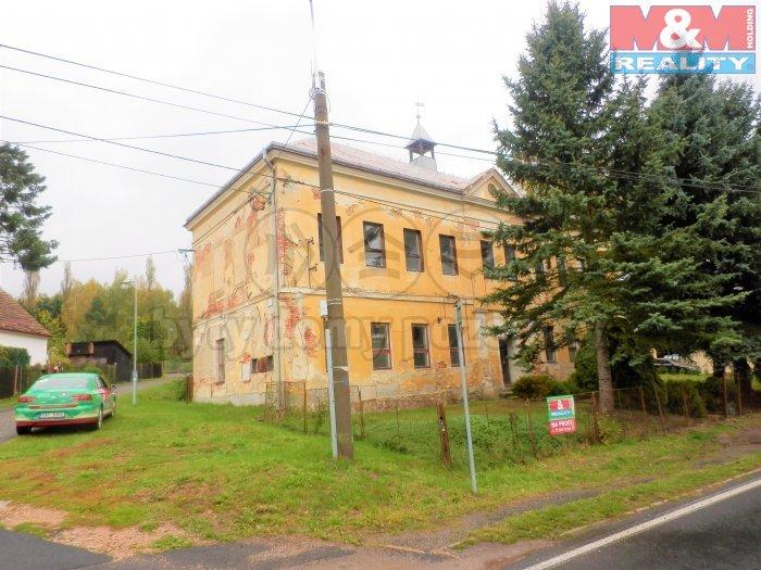 Prodej, komerční objekt, 253 m2, Lítov, Habartov