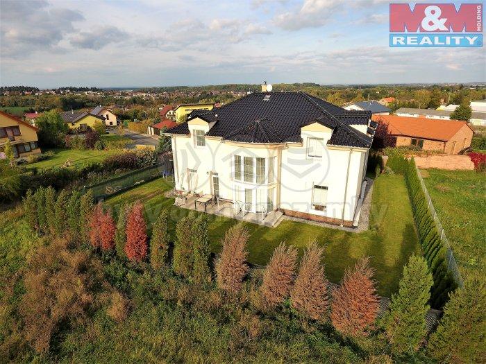 Prodej, rodinný dům, 629 m2, Úvaly u Prahy