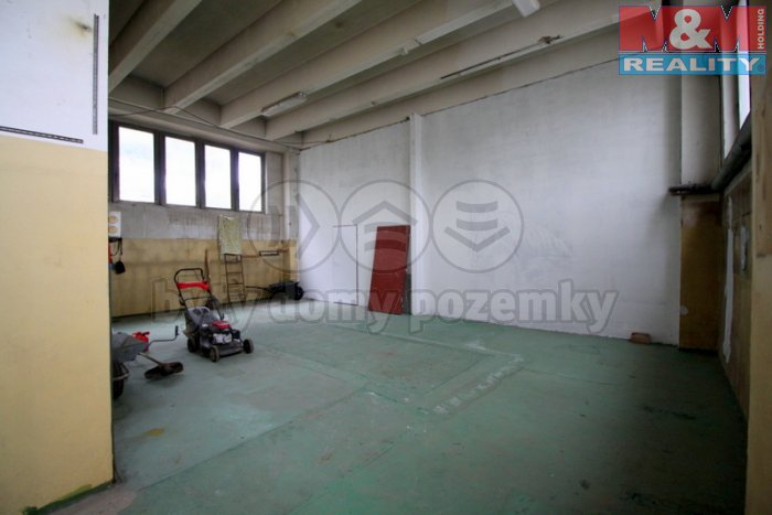 Pronájem, sklad, 115 m2, Praha 5 - Stodůlky