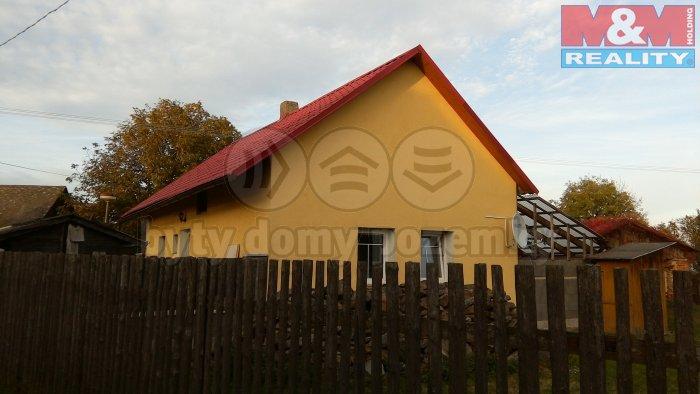 Prodej, rodinný dům 2+1, 165 m2, Pivnisko