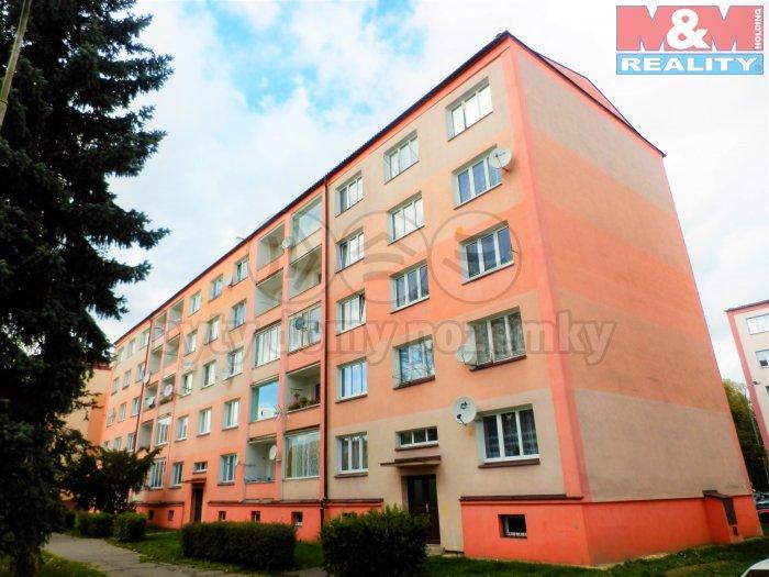 Prodej, byt 2+1, 56 m2, OV, Cheb, ul. V Zahradách