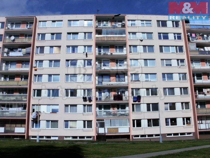 Prodej, byt 1+1, 27 m2, Kladno, ul. Jerevenská