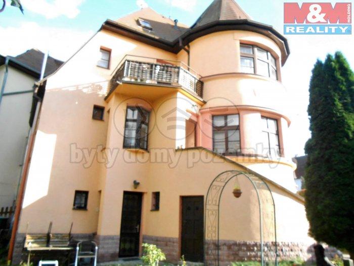 Prodej, rodinný dům, 5+1, Karlovy Vary, ul. Čechova