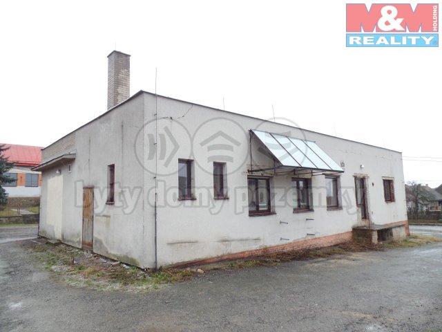 Prodej, komerční objekt, Brtnice - Střížov