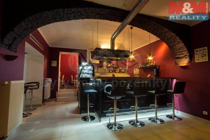 Pronájem, bar/restaurace, 100 m2, Praha 5 - ul. Plzeňská