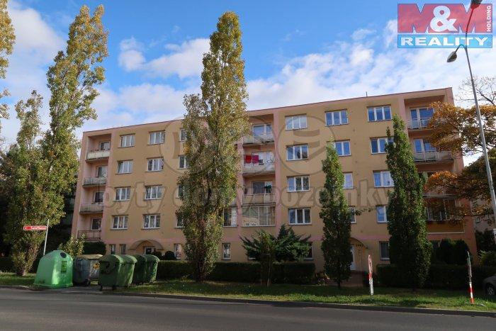 Prodej, byt 2+1, 51 m2, OV, Chomutov, Blatenská