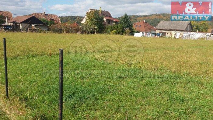 Prodej, stavební pozemek, 1391 m2, Krhanice